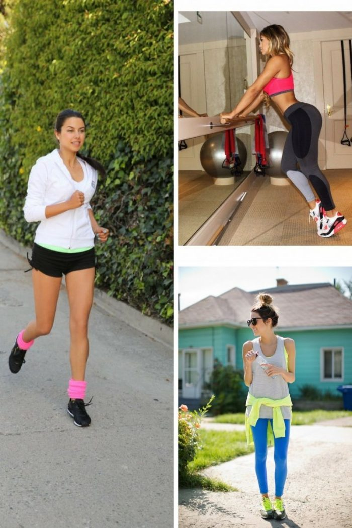 Gym Clothes For Women 2018 Workout Attire (2)