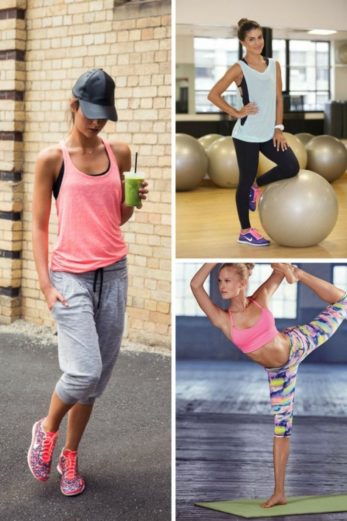 Gym Clothes For Women 2018 Workout Attire (5)