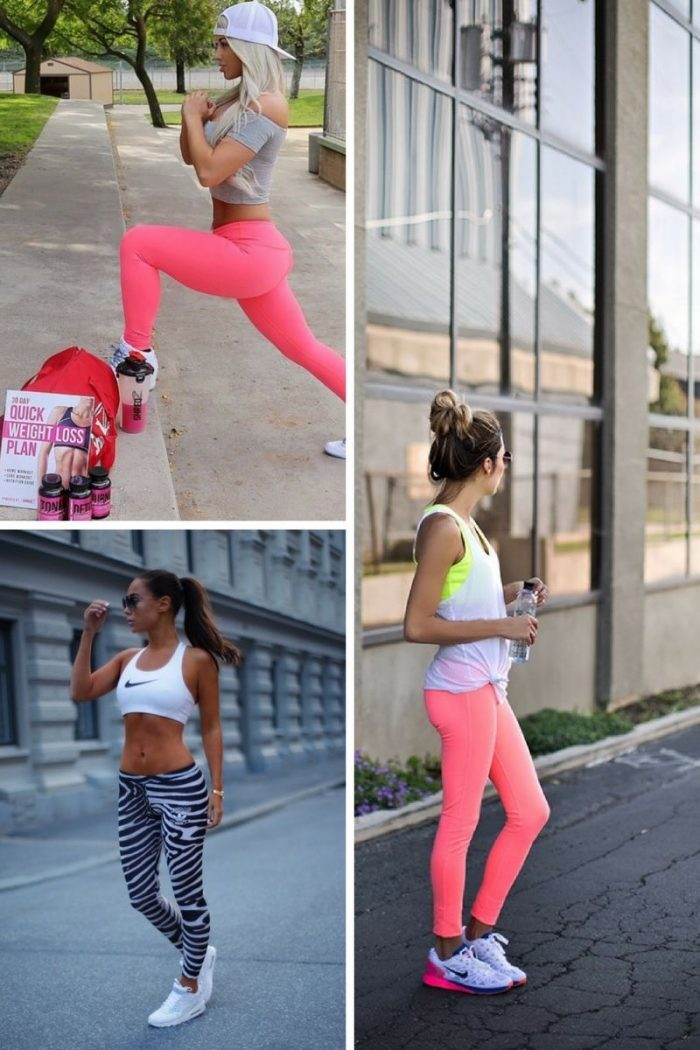 Gym Clothes For Women 2018 Workout Attire (6)