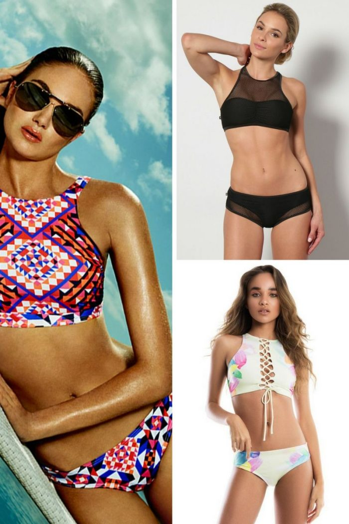 High Neck Bikinis 2019