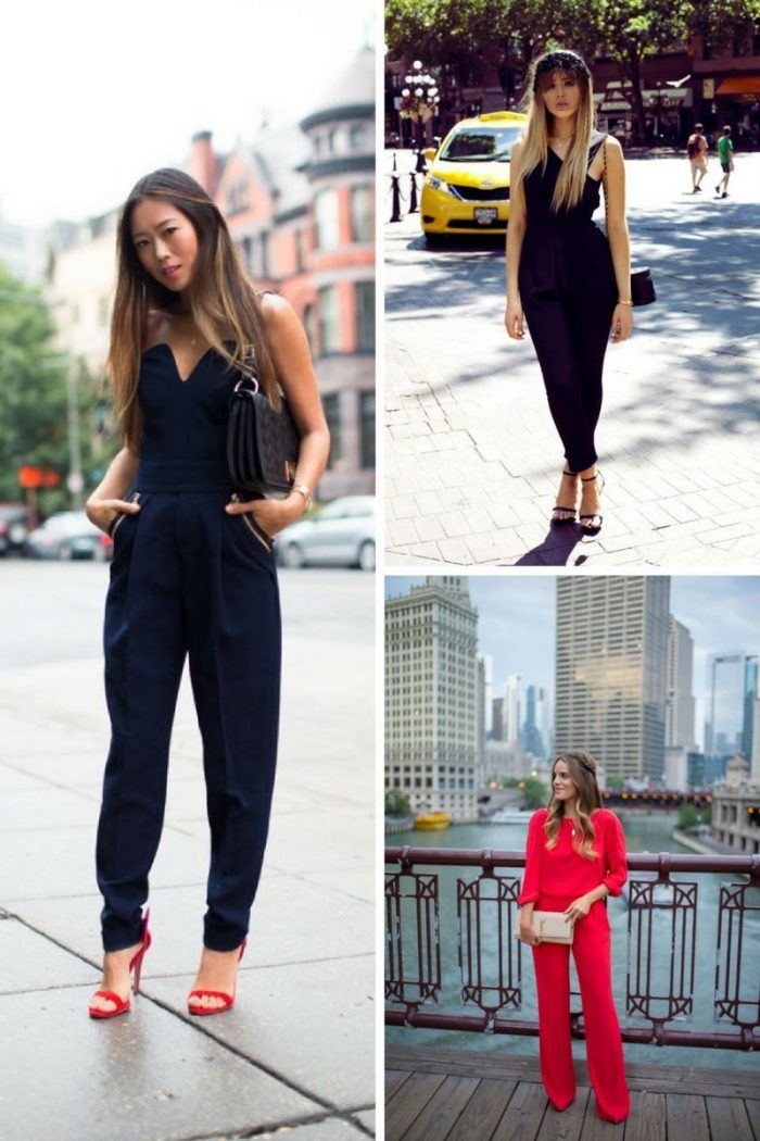 Evening Jumpsuits For Women 2019