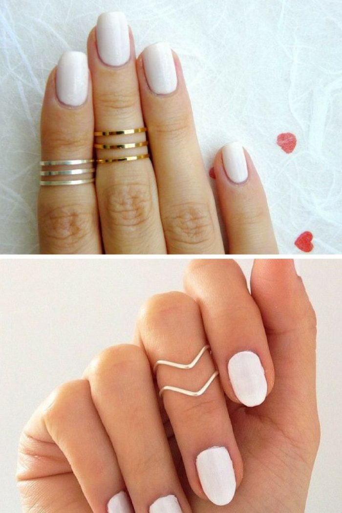 Knuckle Rings For Women Summer 2018 (1)