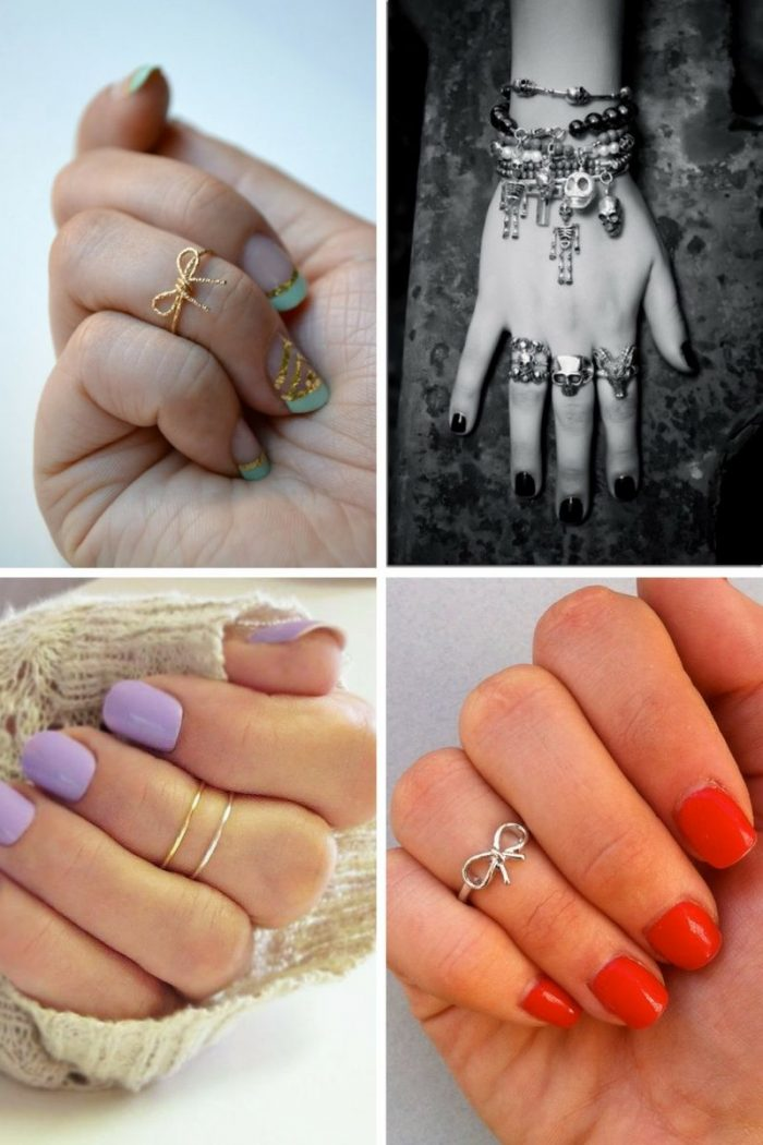 Knuckle Rings For Women Summer 2018 (3)