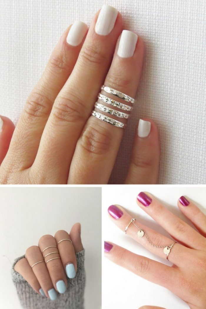 Knuckle Rings For Women Summer 2018 (5)