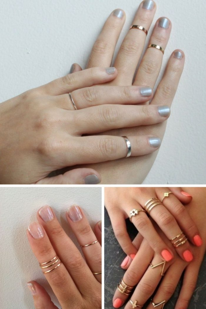 Knuckle Rings For Women Summer 2018 (7)