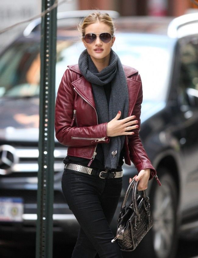 Leather Jacket For Women Winter 2019