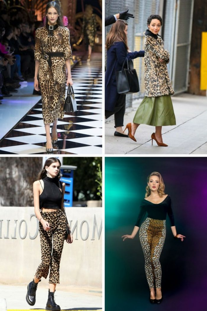 Women's Leopard Print Clothes & Accessories 2019