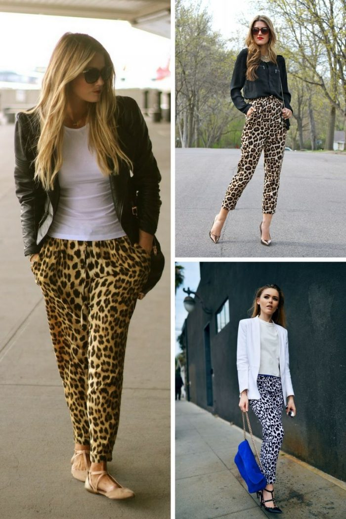 Leopard Print Pants For Women 2018 (3)