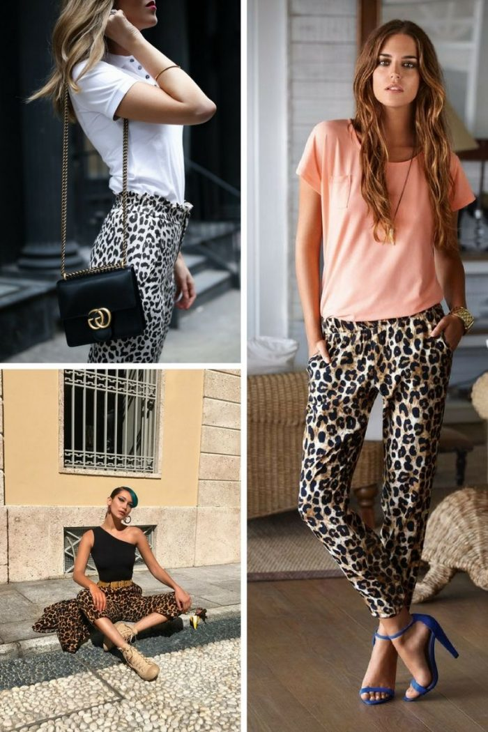 Leopard Print Pants For Women 2018 (6)