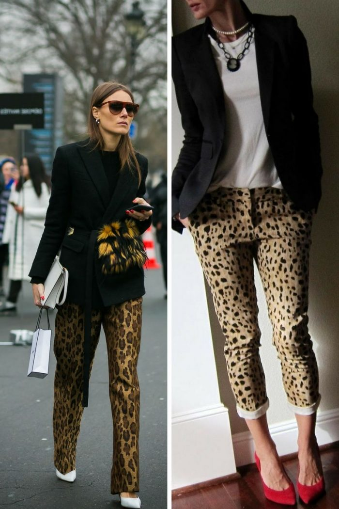 Leopard Print Pants For Women 2018 (8)