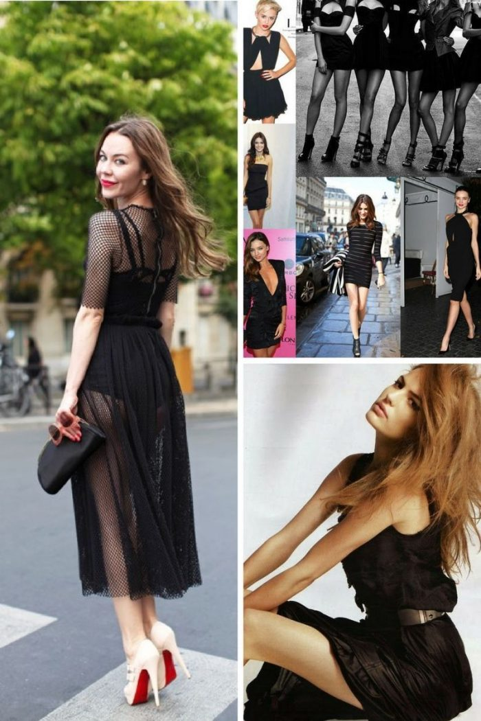 Little Black Dresses 2018 (3)