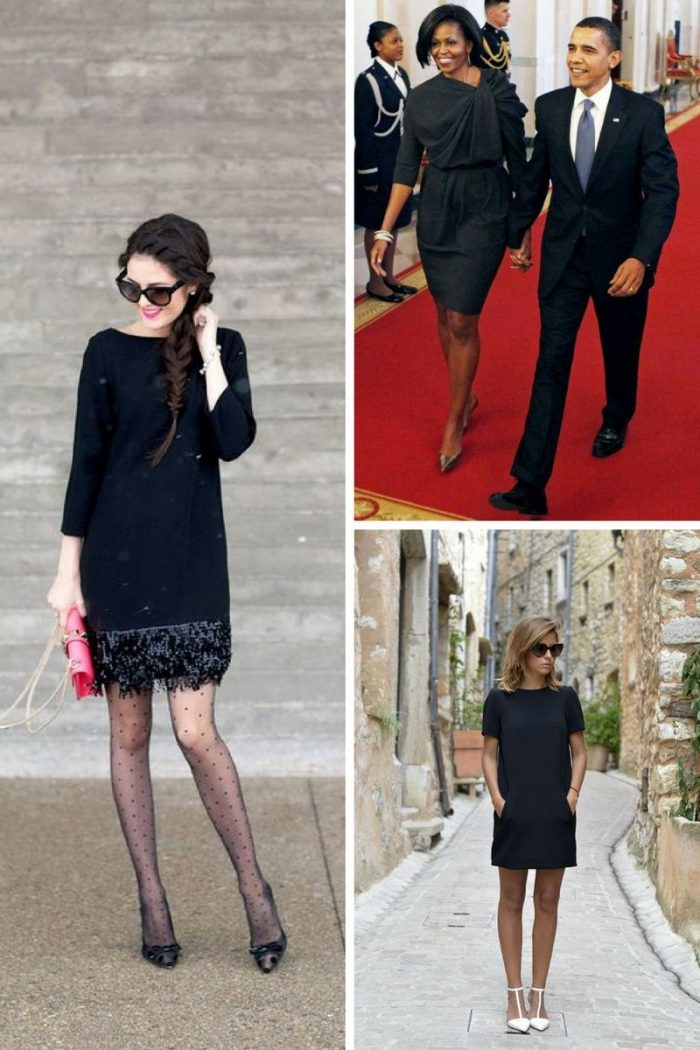 Simple Ideas To Wear Little Black Dress 2019