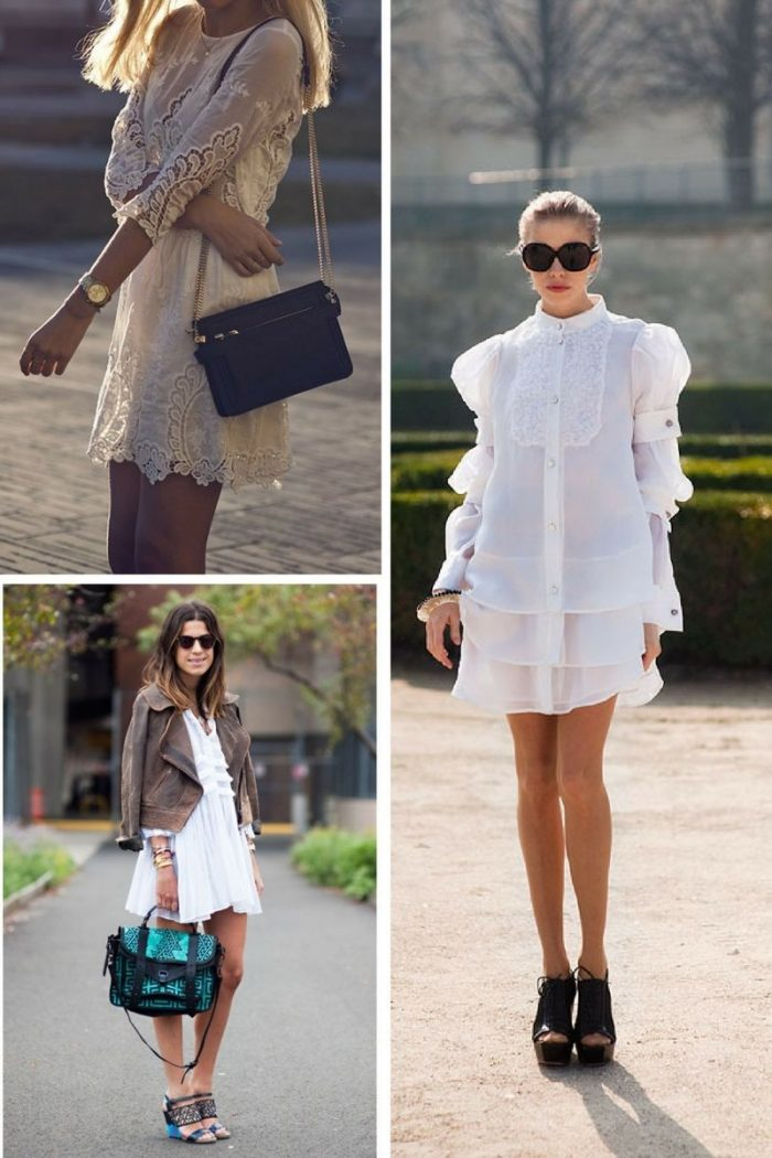 Little White Dresses To Wear Now 2019