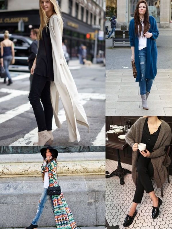Long Cardigans For Summer 2020