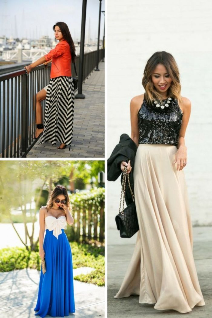 Maxi Skirts For Summer 2018 (3)