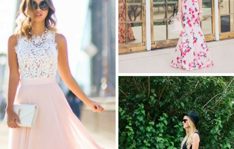 Maxi Skirts For Summer 2018 (5)