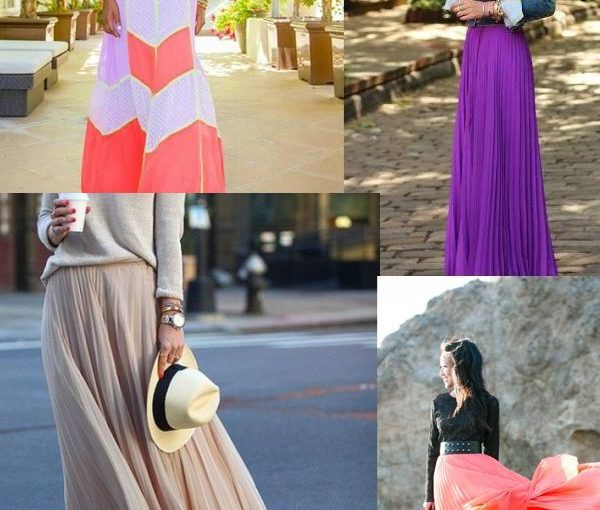 Maxi Skirts Worth Wearing From Day To Night