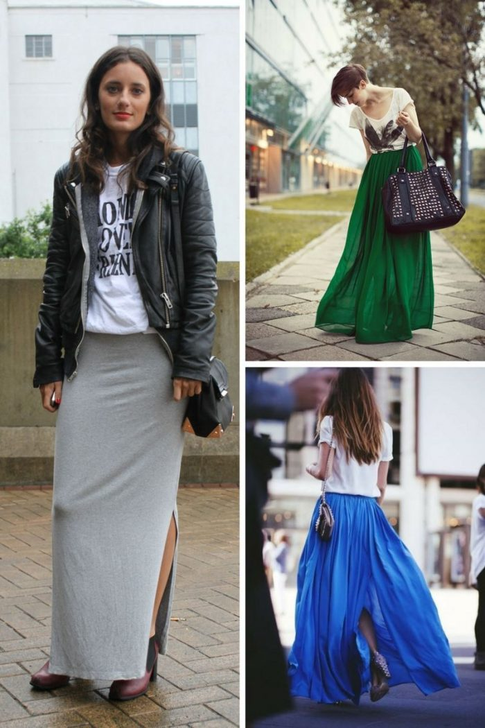 Maxi Skirts To Try In 2018 (2)