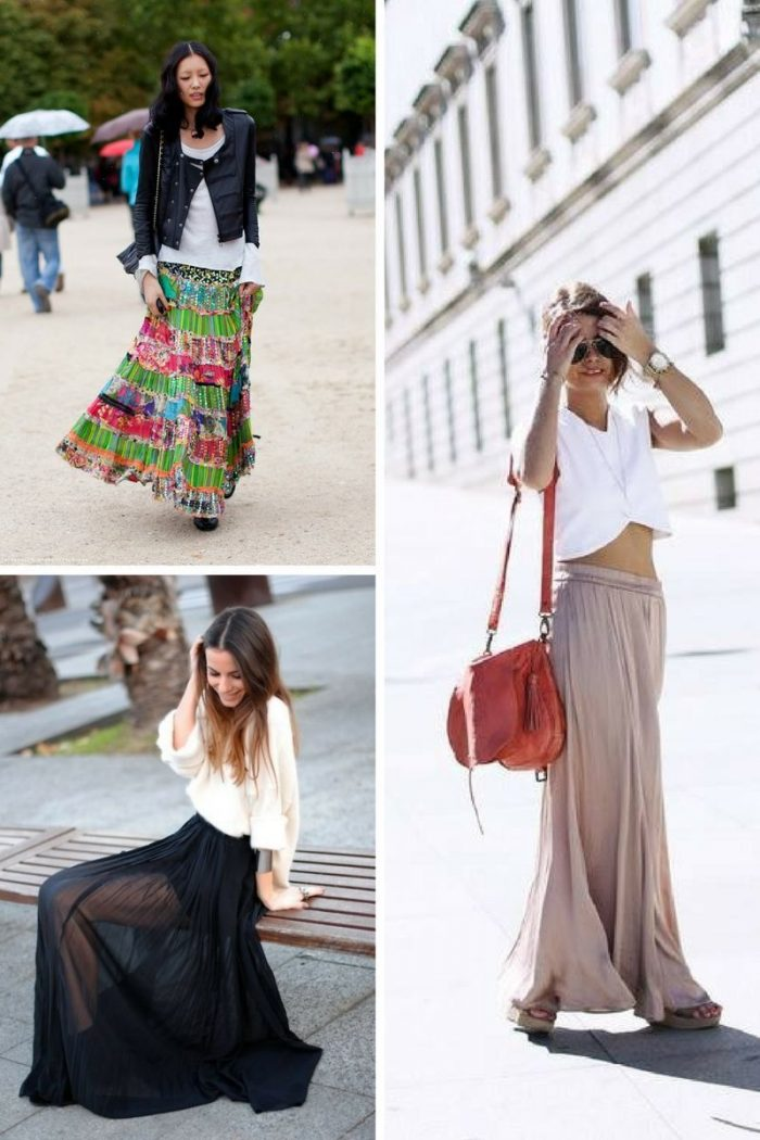 f3144998882 Maxi Skirts Worth Wearing From Day To Night 2019 - StyleFavourite.com