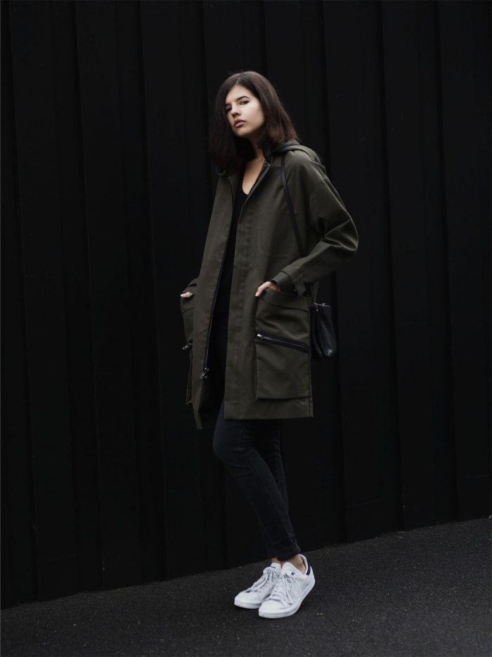 Military Coats And Jackets For Women 2018 (1)