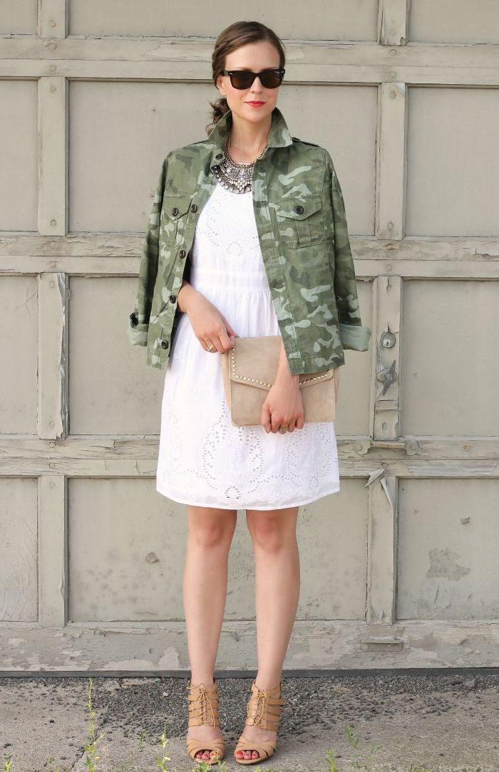 Military Coats And Jackets For Women 2018 (17)