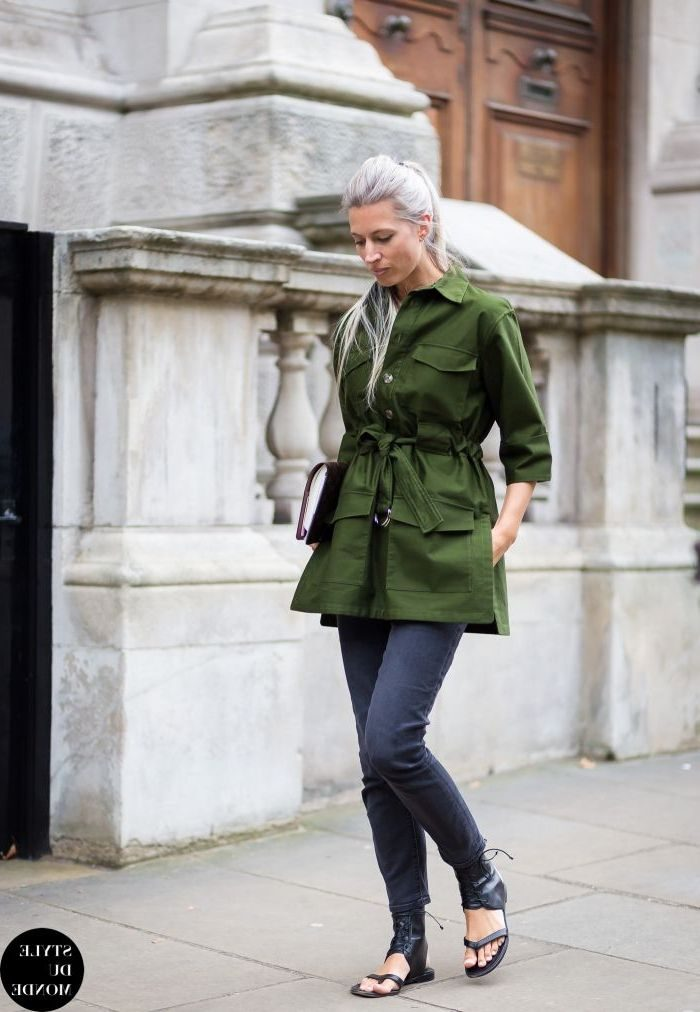 Military Coats And Jackets For Women 2018 (2)