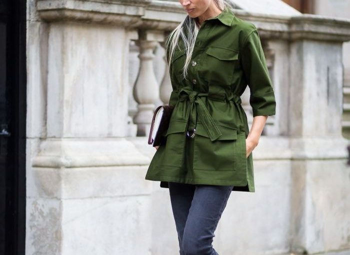 Military Jackets and Coats For Women