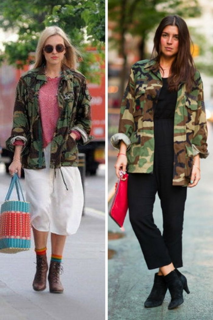 Military Coats And Jackets For Women 2018 (21)