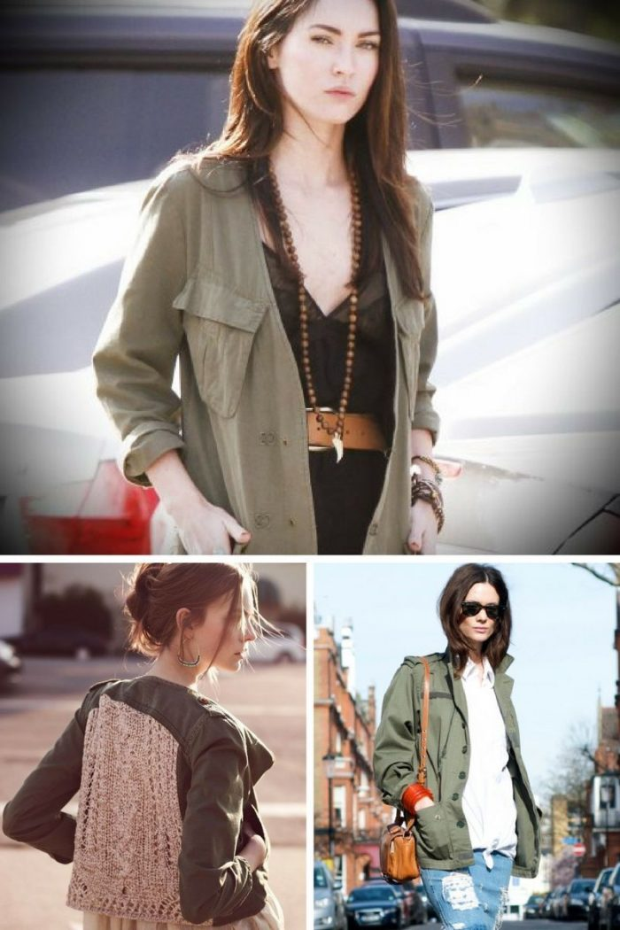 Military Coats And Jackets For Women 2018 (25)