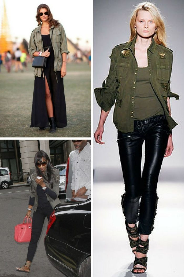 Military Coats And Jackets For Women 2018 (27)