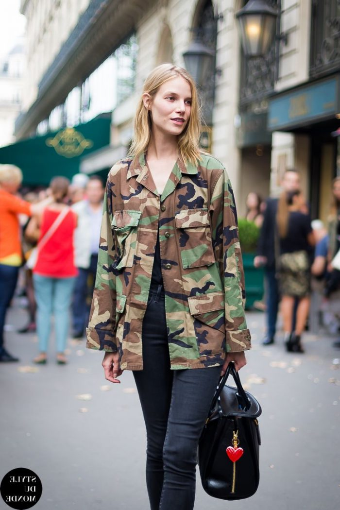 Military Coats And Jackets For Women 2018 (4)
