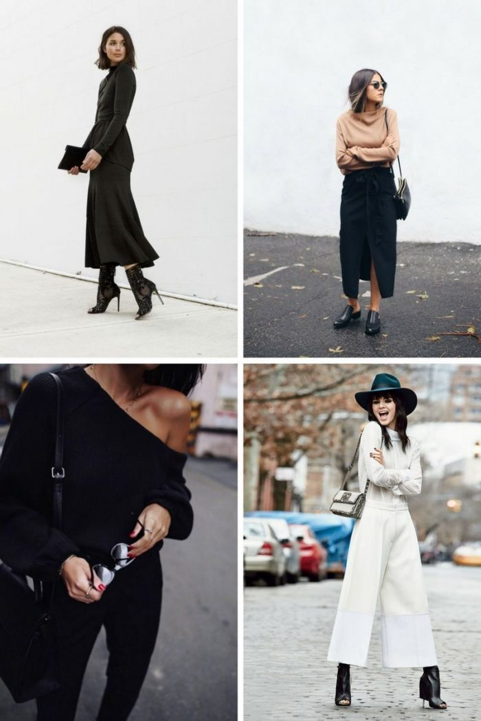 Minimalist Style Clothes For Women 2018 (4)