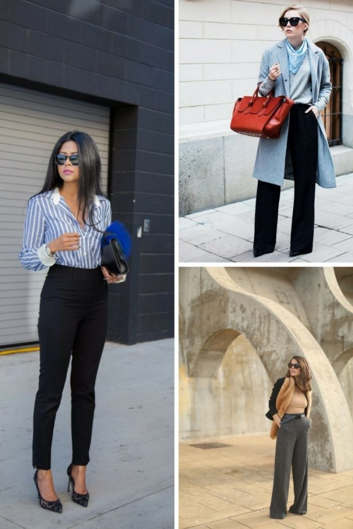Office Wardrobe Essentials For Women Winter 2018 (5)