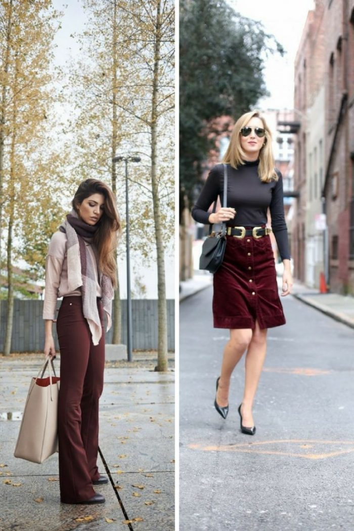 Office Wardrobe Essentials For Women Winter 2018 (7)