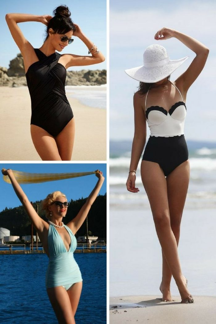 One-Piece Swimsuits for Any Occasion 2019
