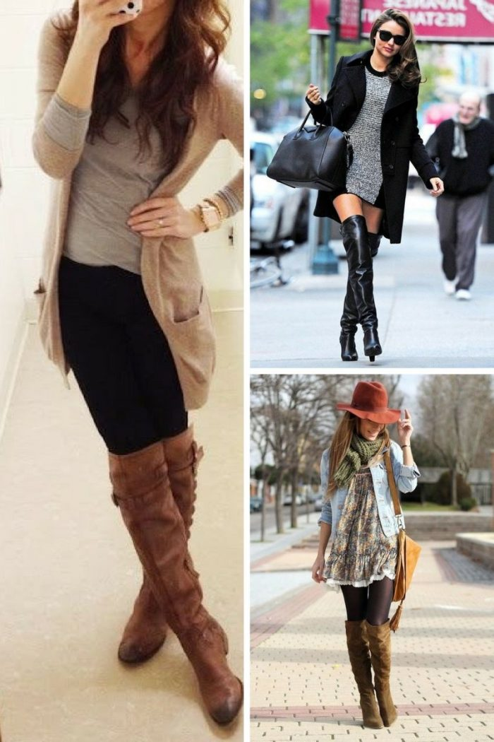 Over the Knee Boots For Women 2019