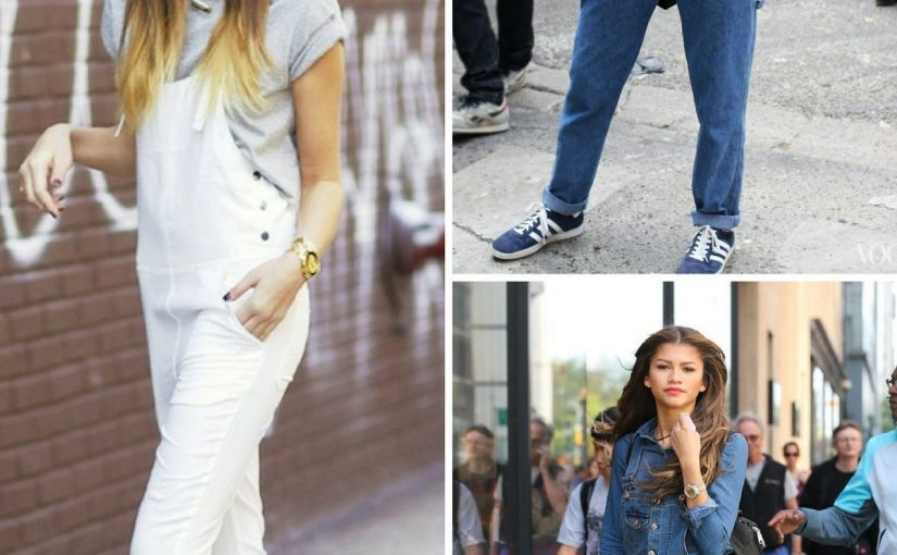 Overalls For Women 2018 Street Style Ideas (12)
