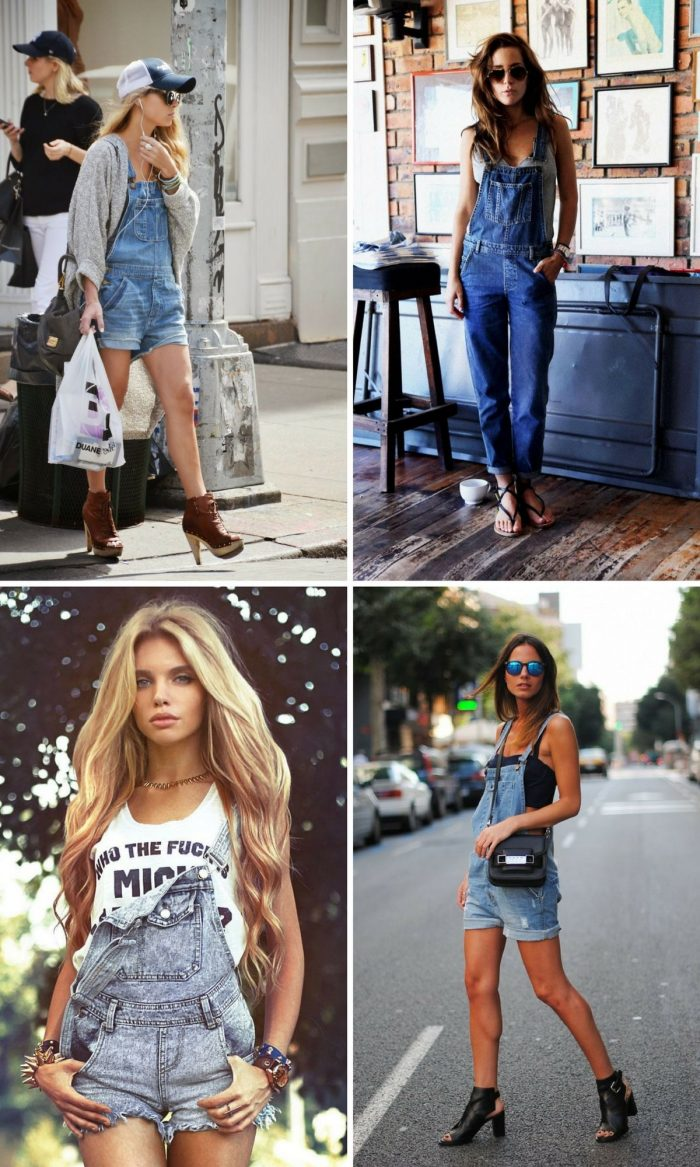 Overalls For Women: Fashionable And Must-Have 2019