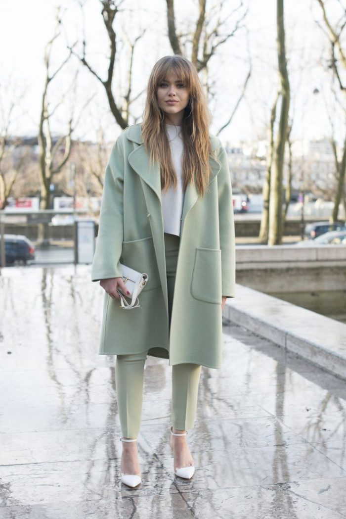 Pastel Clothes For Women To Try This Winter 2019
