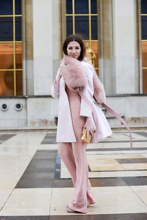 Pastel Clothes For Women Winter 2018 (18)