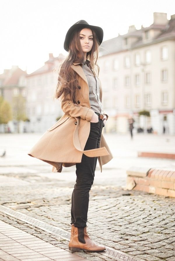 Pea Coats Look Awesome On Women 2019
