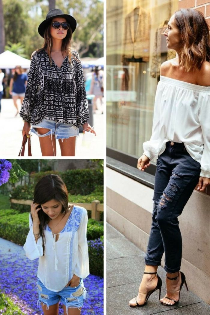Peasant Tops For Summer 2019