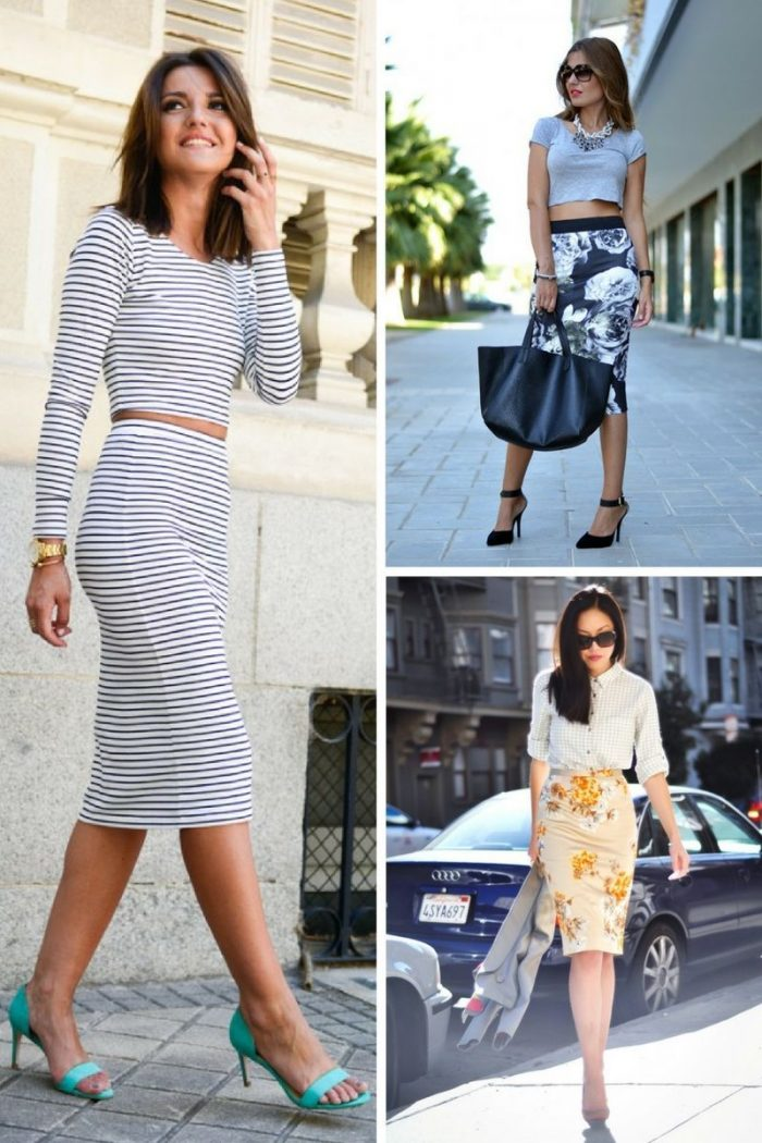 Pencil Skirts Simple Fashion Ideas 2019