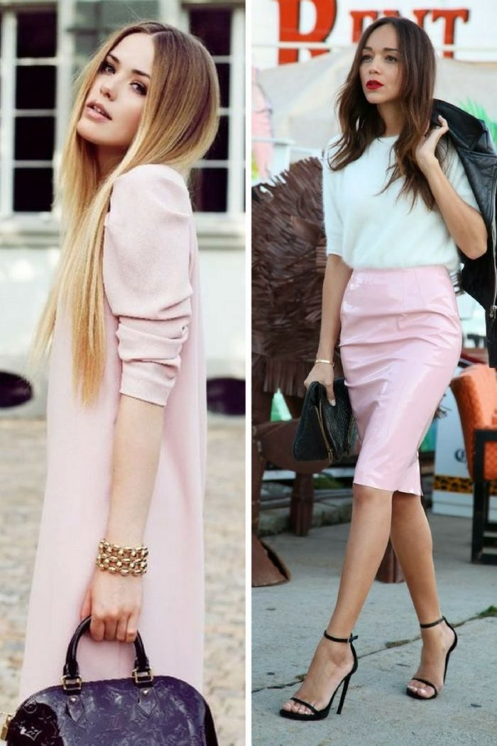 Pink Fashion Trend For Women 2018 (10)