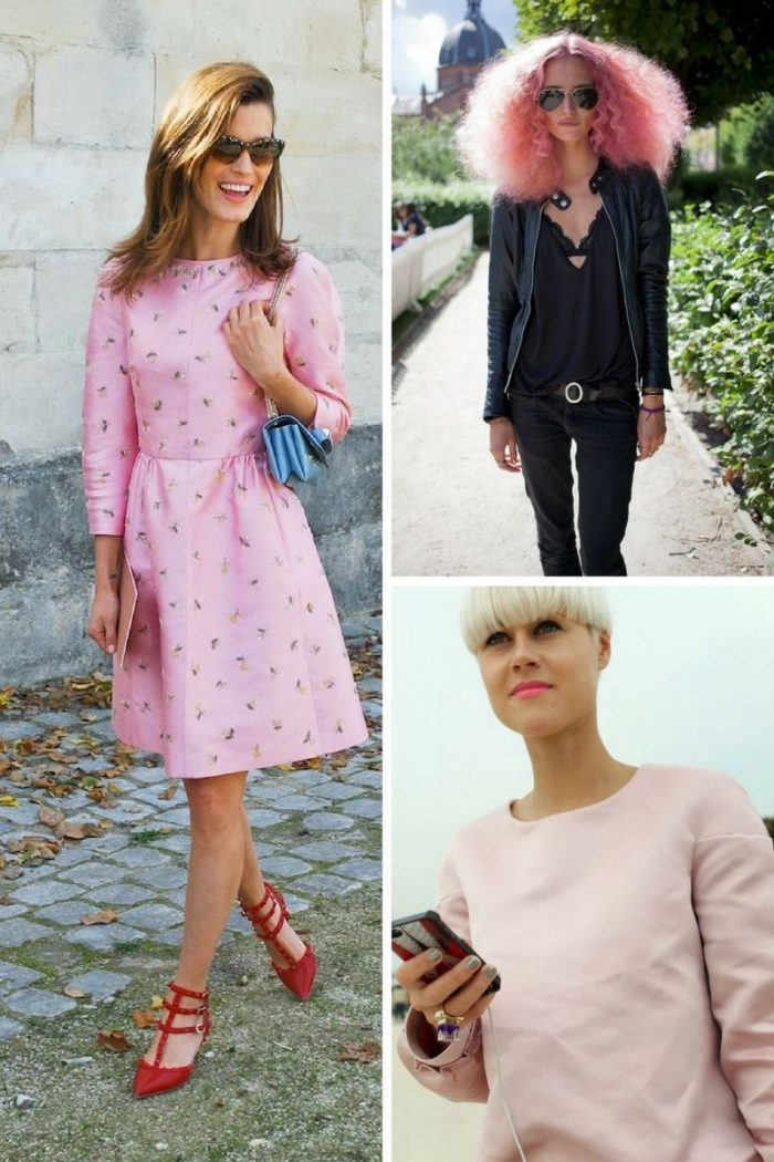 Pink Fashion Trend For Women 2018 (11)