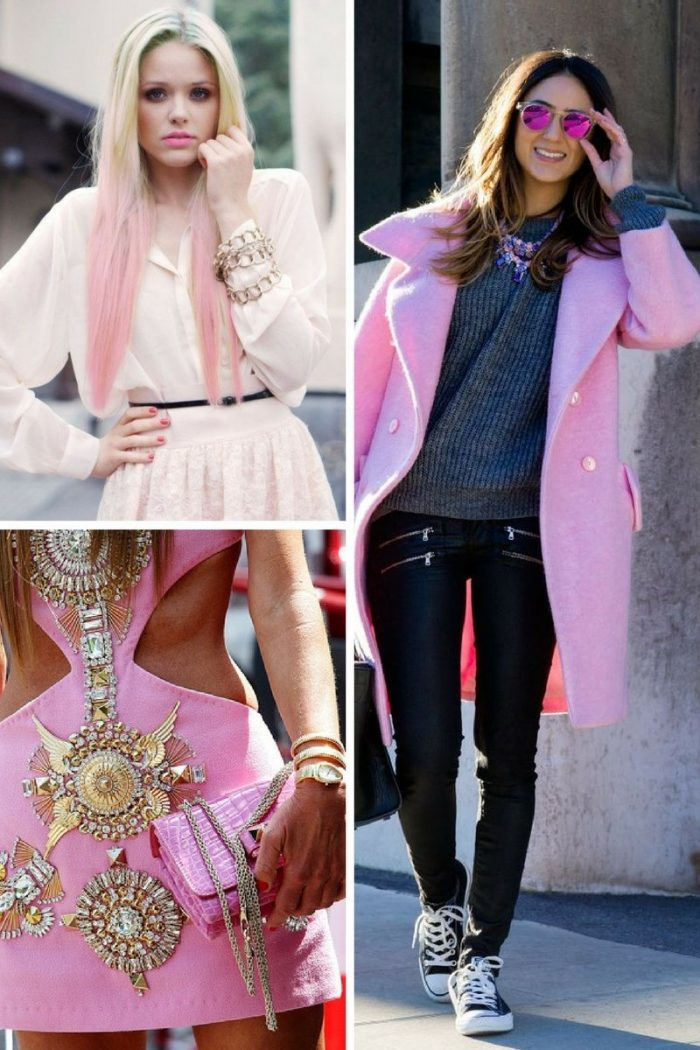 Pink Fashion Trend For Women 2018 (12)