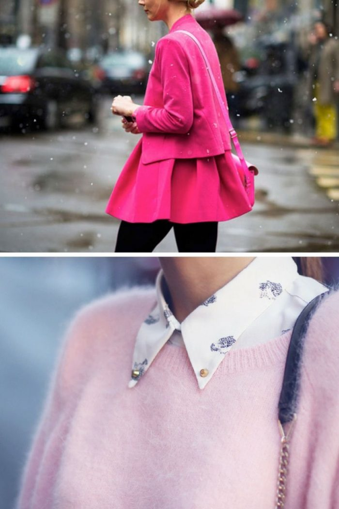 Pink Fashion Trend For Women 2018 (15)