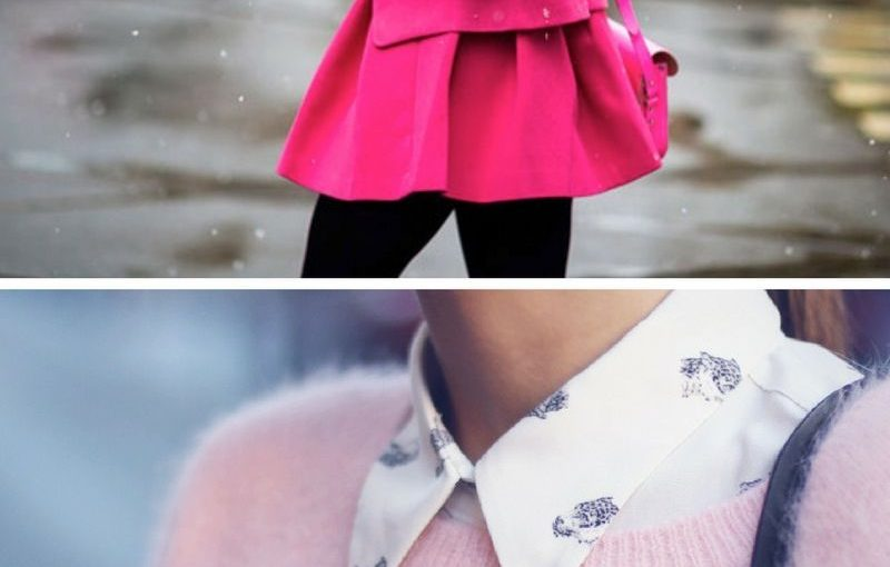 Blush Pink Clothes And Accessories