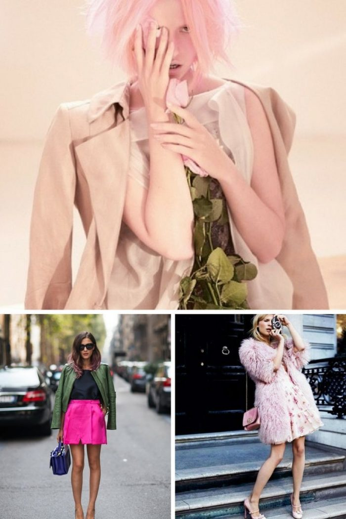 Pink Fashion Trend For Women 2018 (2)