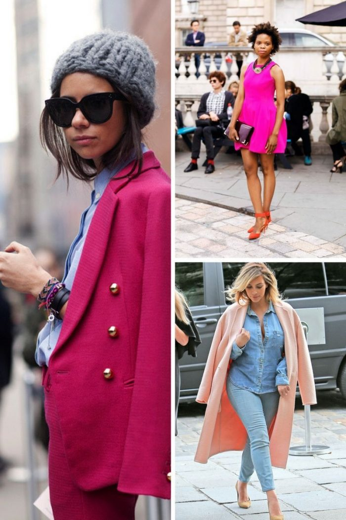 Pink Fashion Trend For Women 2018 (3)